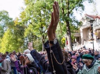 """""""Ero in Polonia: ho pregato con un vero popolo cristiano"""""""