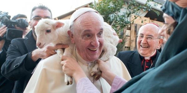 """In vista dell'Enciclica """"verde"""""""