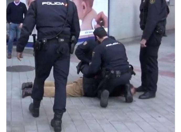 L'arresto di Poveda