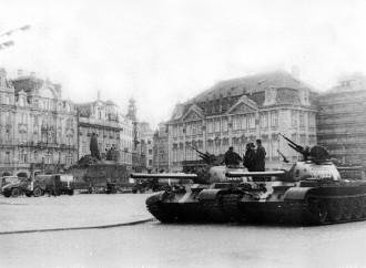 Fine della Primavera di Praga, il '68 più incompreso