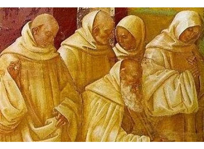 Preghiera nei monasteri