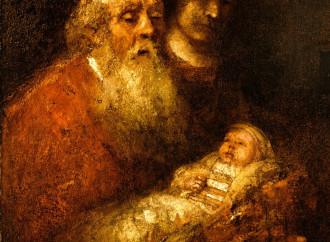 Rembrandt e quella luce di Gesù che illumina Simeone