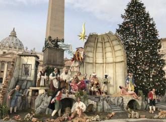 Piazza San Pietro: e Gesù dov'è?