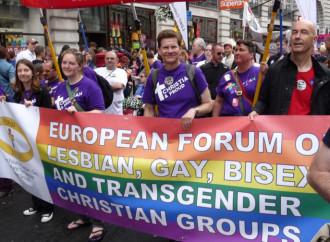 Il silenzio del vescovo sulla falange cattolica al Gay pride