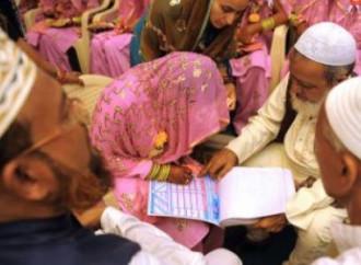 Arrestato in Pakistan un religioso musulmano che celebrava matrimoni di minori cristiane
