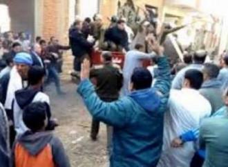 Il giorno del Natale copto una folla di islamisti ha attaccato un luogo di culto e ne ha ottenuto la chiusura