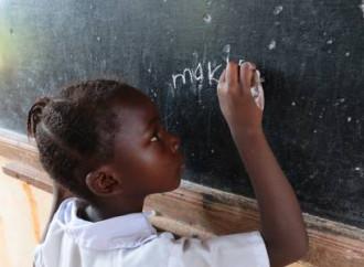 L'Africa detiene il primato dell'esclusione scolastica