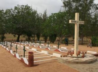 """Si è conclusa in Mozambico la fase diocesana di beatificazione dei """"Martiri di Guiùa"""""""