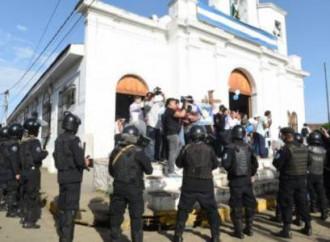 Cresce in Nicaragua la repressione della Chiesa cattolica