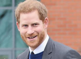 Il principe Harry supporta una lobby pro baby trans