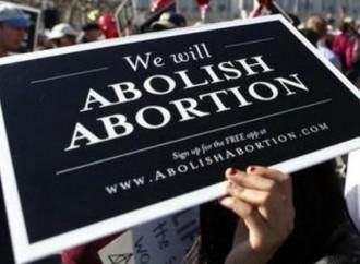 La strategia pro life di Trump per abolire l'aborto