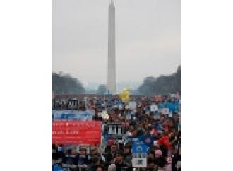 A Washington, in Marcia per la Vita