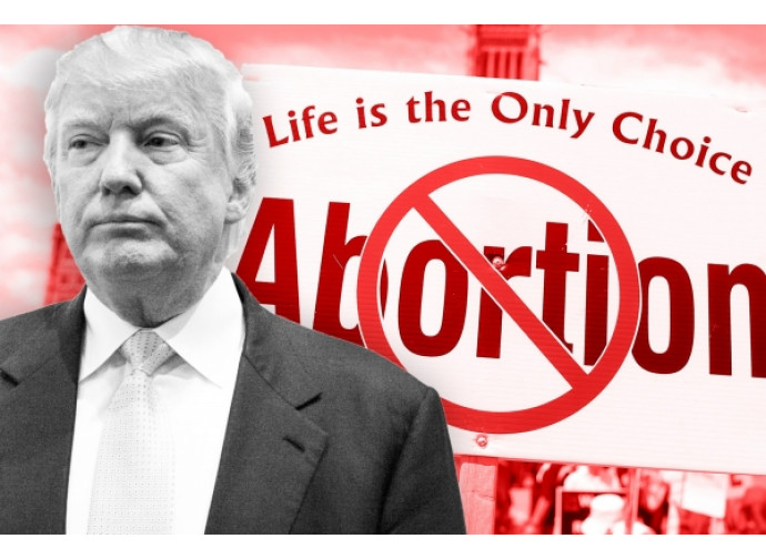Trump pro life