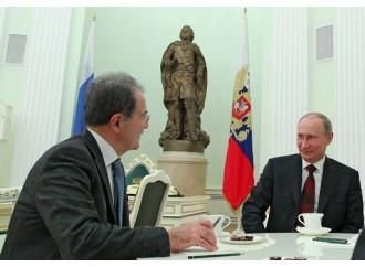 Prodi verso il Colle. Con la benedizione di Putin