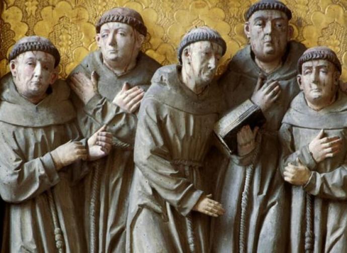 I protomartiri francescani