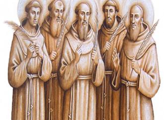 Annunciare Gesù, l'eredità dei protomartiri francescani