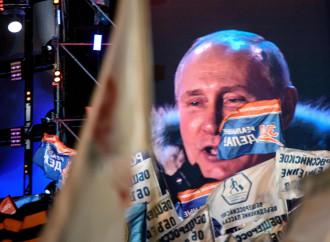 """Anche la Russia, adesso, ha il suo presidente """"eterno"""""""