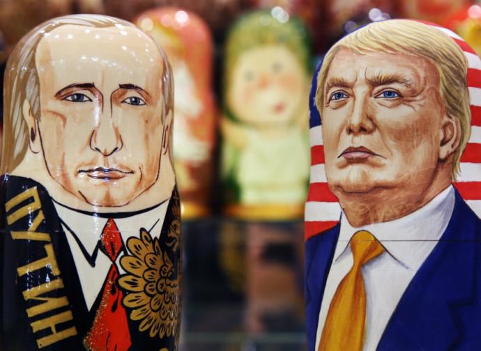 Matrioshke di Putin e Trump