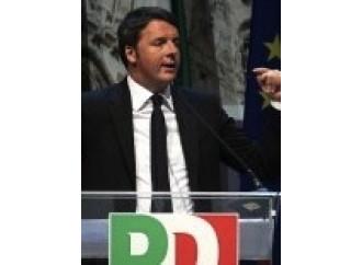 Renzi tira dritto e invita Grasso a non provarci