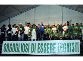 La Lega è nazionale. Le ruspe di Salvini corrono insieme