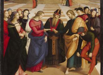 Il cammino di san Giuseppe, benedetto nell'alto dei Cieli
