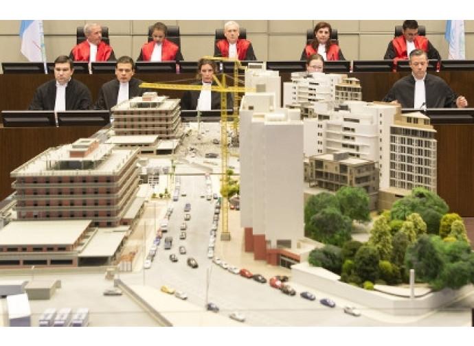 Il processo Hariri, plastico dell'attentato
