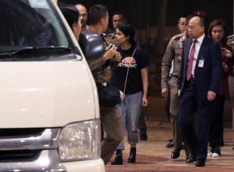 Rahaf, un'apostata in fuga dai sauditi e dall'islam
