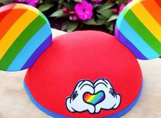 La Disney festeggia l'orgoglio gay