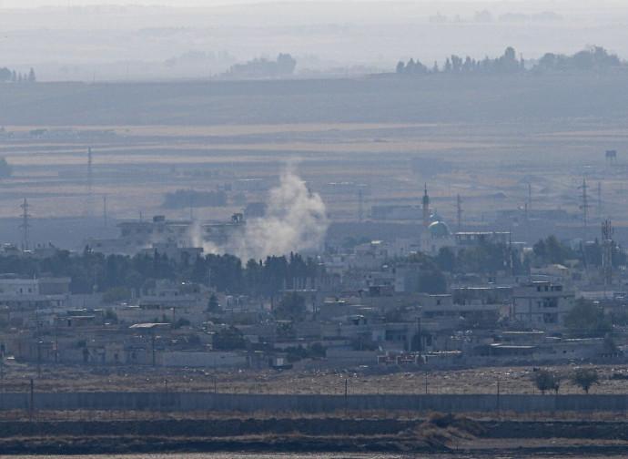 Siria, scontri a Ras al Ayn in violazione della tregua