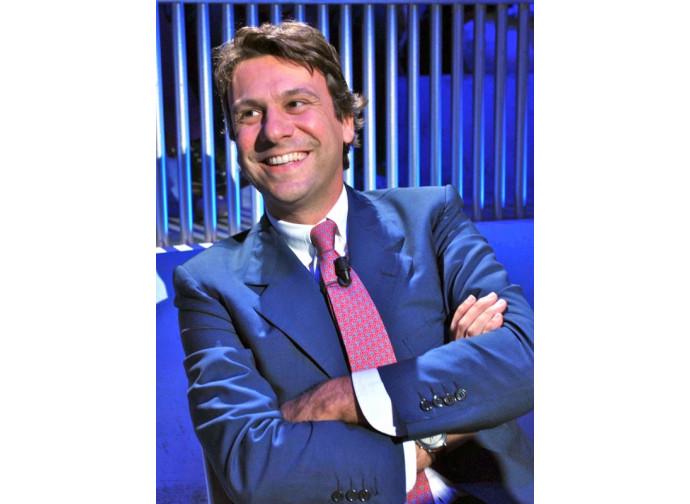 Nicola Porro, conduttore di Virus