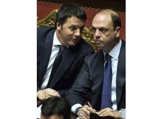 Renzi e Alfano, una coppia destinata a perdere