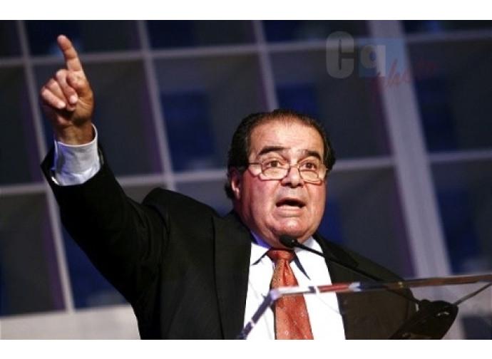 Il giudice Antonin G. Scalia
