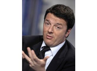 Renzi straborda in Tv. E torna il tormento par condicio