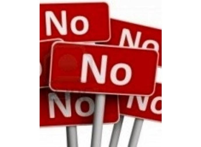 No alla riforma costituzionale che consegna l'Italia alle lobby