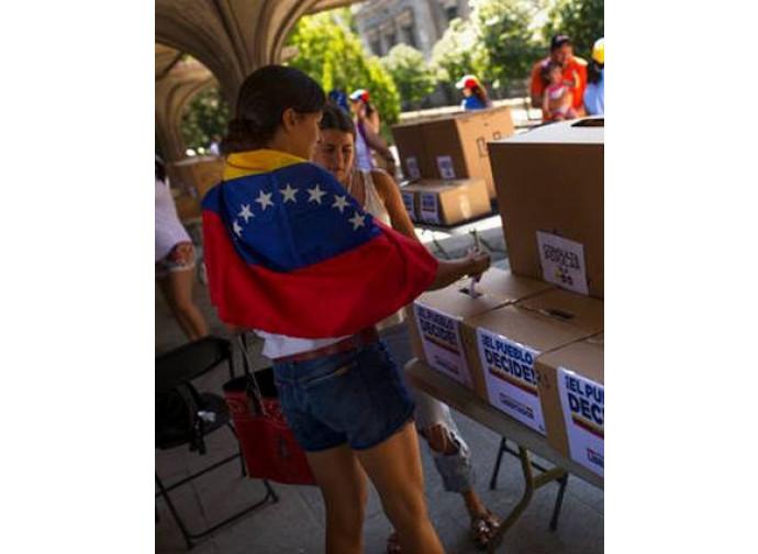 Referendum nel Venezuela