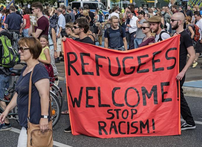 """Benvenuti rifugiati"""