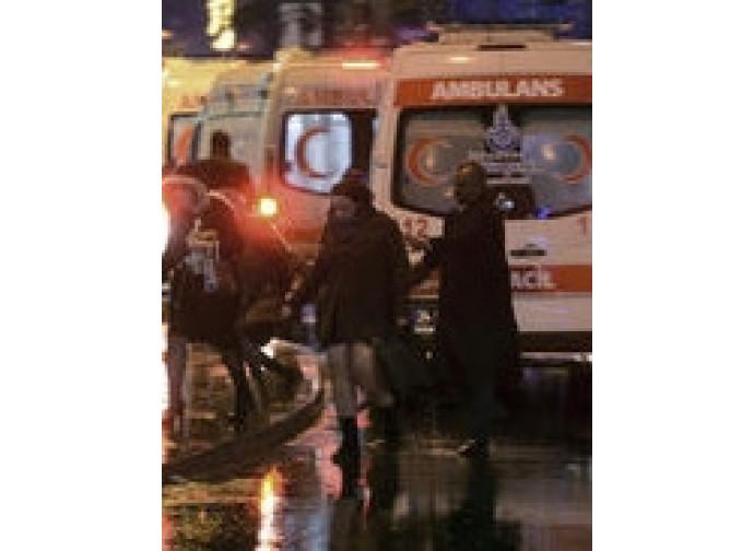 Istanbul, primi soccorsi