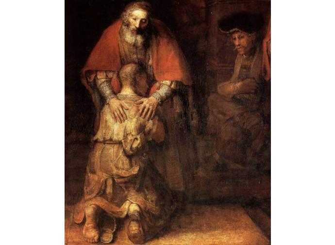 Dio è Padre Buono Indifeso Davanti Al Libero Arbitrio La