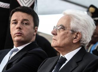 Renzi torna a rottamare. Le sue relazioni politiche