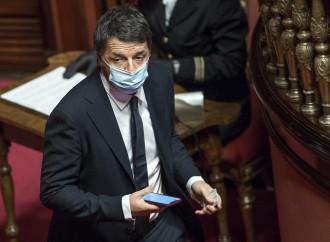 Ed ora la sopravvivenza del governo dipende da Renzi
