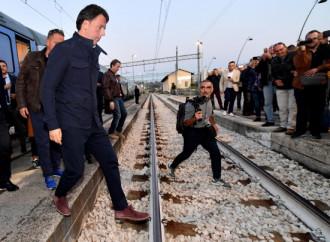 Renzi attacca Visco pensando (male) a Gentiloni
