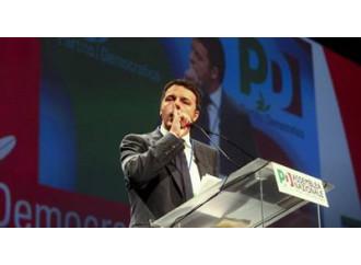Renzi si impunta sulle unioni civili