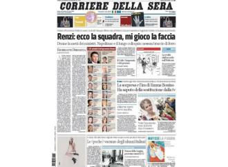 Cosa si prepara dopo l'attacco di de Bortoli a Renzi