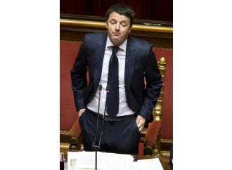 Renzi inizia con una fiducia risicata