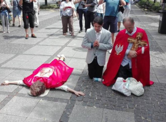 Resistenza passiva dei cattolici a Częstochowa