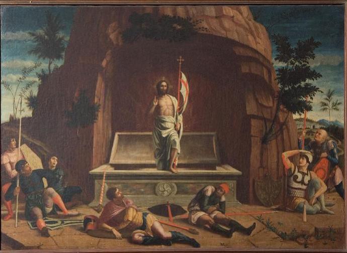 La Resurrezione di Cristo - P. Caliari