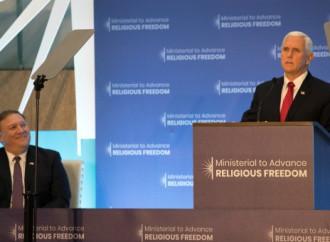 La svolta americana per difendere la libertà religiosa