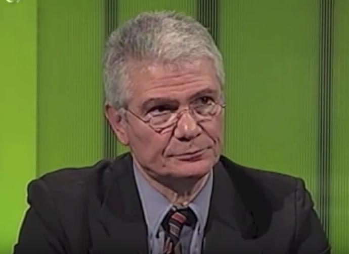 Il dottor Giancarlo Ricci