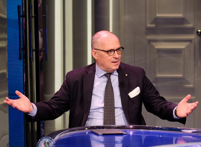 Le consultant gouvernemental Walter Ricciardi