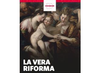 La vera Riforma fu un'esplosione di fede cattolica